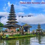 Hadiah Akhir Semester Liburan Ke Bali